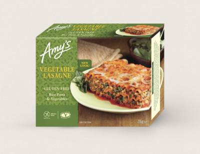 Vegetable Lasagne, Gluten Free hover image
