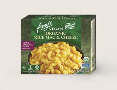 Organic Vegan Rice Mac & Cheeze hover image