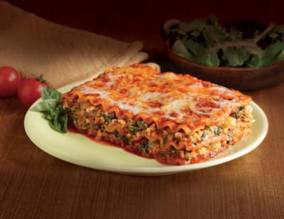 Vegetable Lasagne, Gluten Free standard image