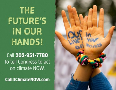Amy's and Call4ClimateNow Campaign are Taking Bold Action on Climate Change
