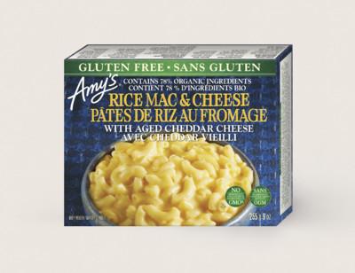 Rice Mac & Cheese/Pâtes De Riz Au Fromage hover image