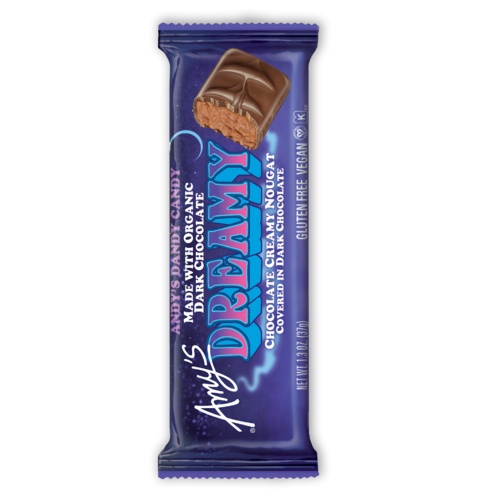 Amy's Andy's Candy Bars