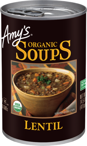 Amy's Lentil Soup