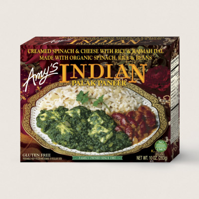 Amys kitchen amys indian palak paneer indian palak paneer forumfinder Gallery