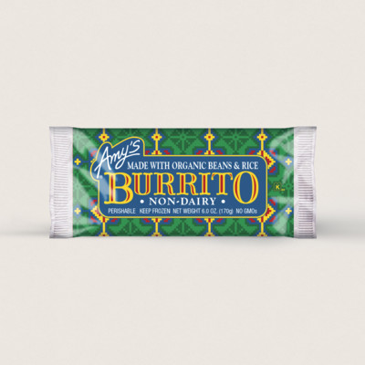 Bean & Rice Burrito