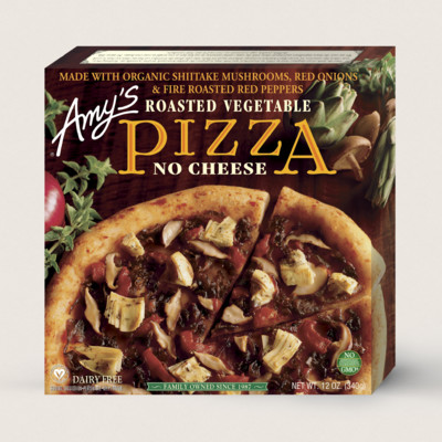 Amy\'s Kitchen - Amy\'s Roasted Vegetable Pizza