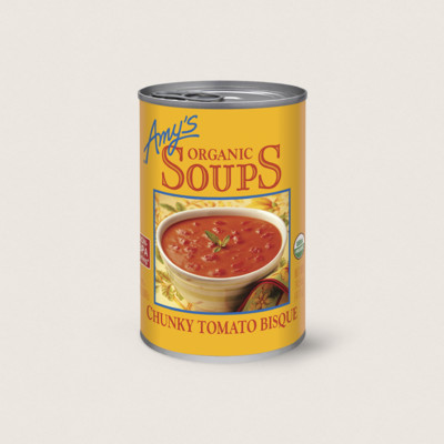 Organic Chunky Tomato Bisque
