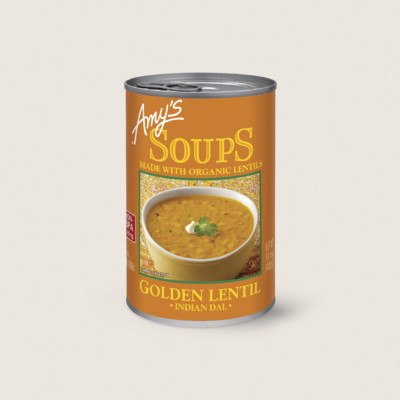 Indian Golden Lentil Soup