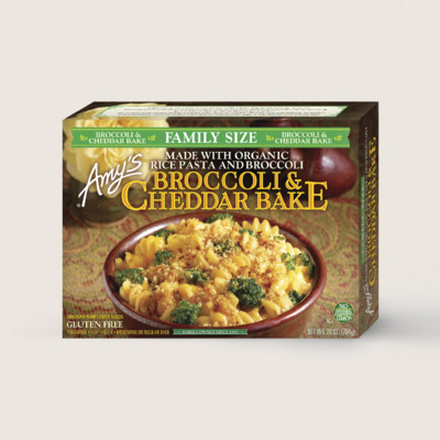 Broccoli & Cheddar Bake - Family Size