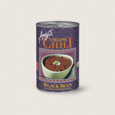 Organic Black Bean Chili