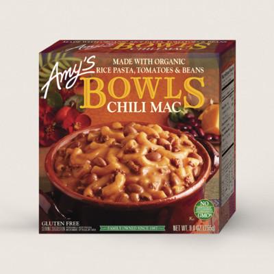 Chili Mac Bowl
