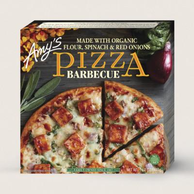 Barbecue Pizza