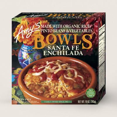 Santa Fe Enchilada Bowl