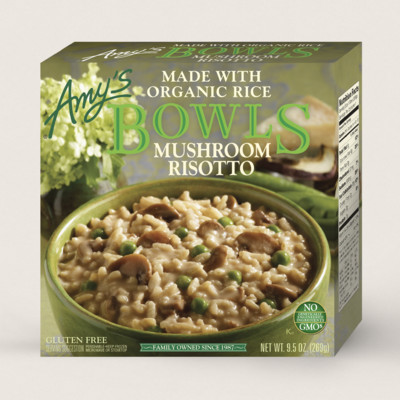 Amy\'s Kitchen - Amy\'s Mushroom Risotto Bowl