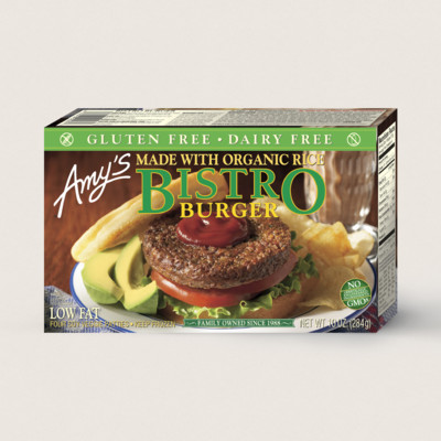 Bistro Veggie Burger