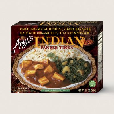 Indian Paneer Tikka