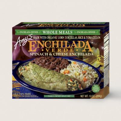 Enchilada Verde Meal