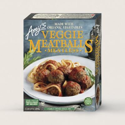 Meatless Veggie Meatballs