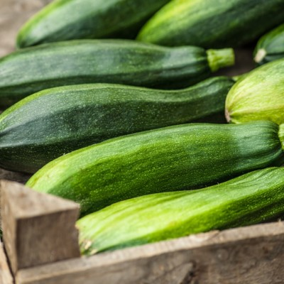With Our Organic Zucchini, Sustainability Starts at the Farm