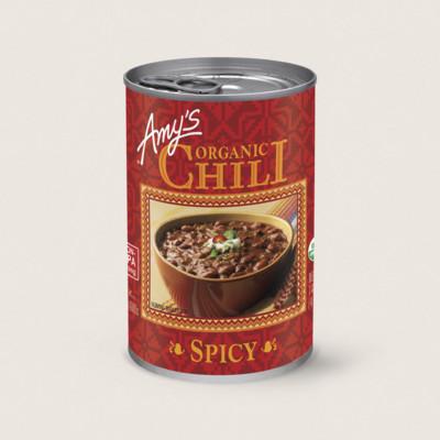 Organic Spicy Chili