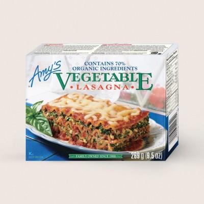 Vegetable Lasagna/Lasagne Aux Légumes