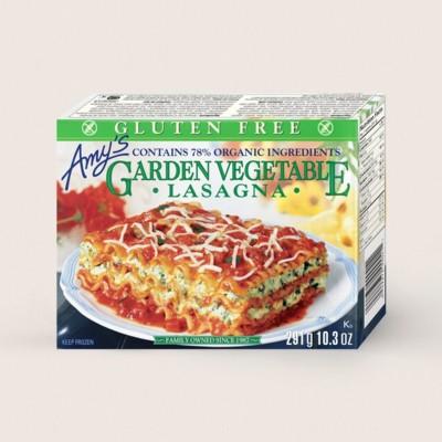 Gluten Free Garden Vegetable Lasagna/Sans Gluten Lasagne Aux Légumes Du Jardin