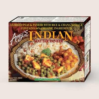 Indian Mattar Paneer/Indien Mattar Paneer