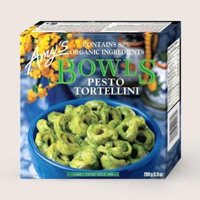 Pesto Tortellini Bowl