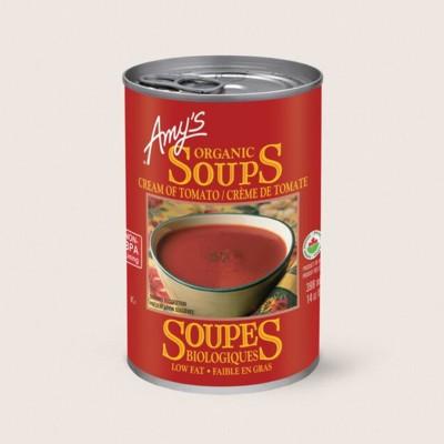 Organic Cream of Tomato Soup/Créme De Tomate Biologique