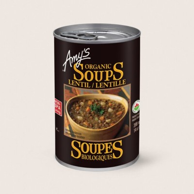 Organic Lentil Soup/Lentille