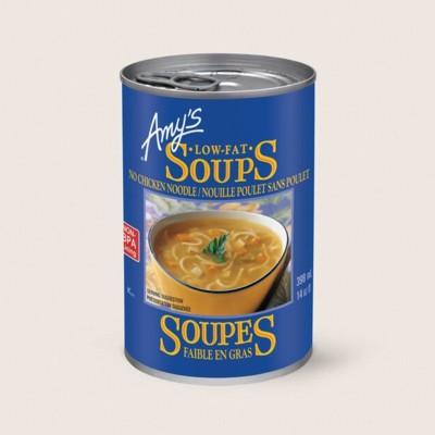No Chicken Noodle Soup/Nouille Poulet Sans Poulet