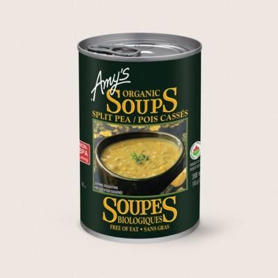 Organic Split Pea Soup/Pois Cassés