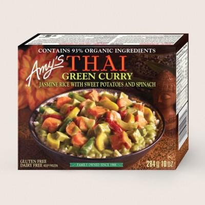 Thai Green Curry/Thaï Cari Vert