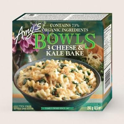 3 Cheese Kale Bake Bowl/Gratin de Chou Frisé aux 3 Fromages