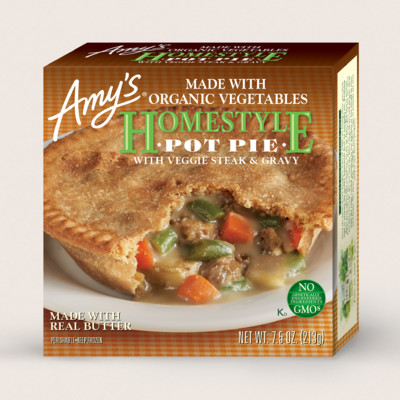 Homestyle Pot Pie