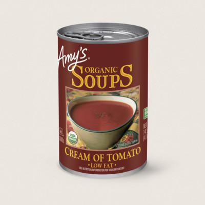 Organic Cream of Tomato Soup