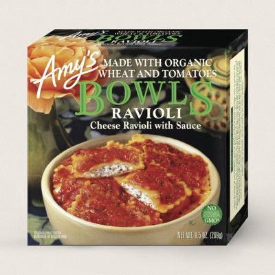Cheese Ravioli Bowl