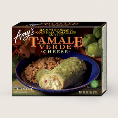 Cheese Tamale Verde