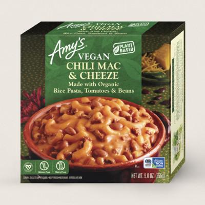 Vegan Chili Mac & Cheeze