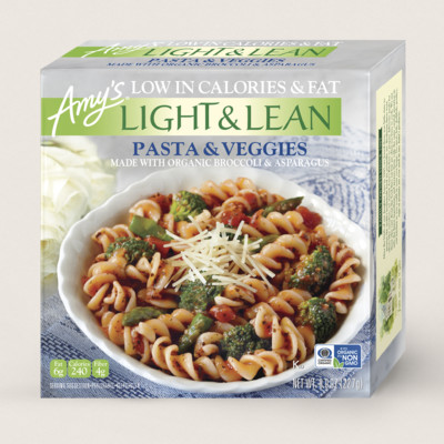 Pasta & Veggies - Light & Lean