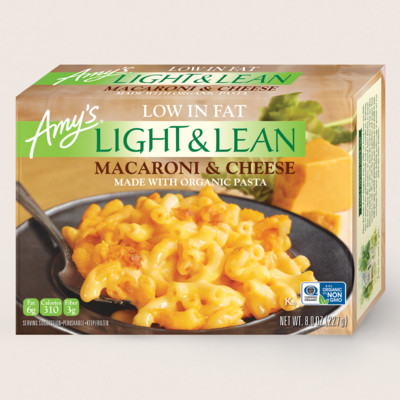 Macaroni & Cheese - Light & Lean