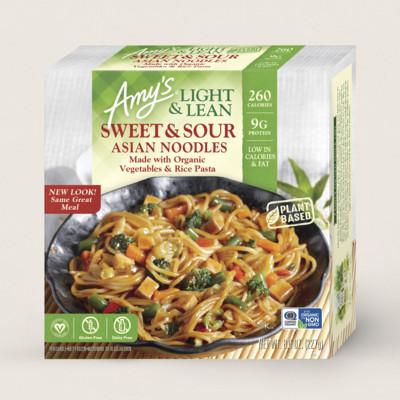 Sweet & Sour Asian Noodle - Light & Lean