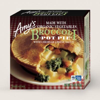 Broccoli Pot Pie