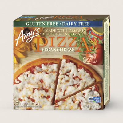 Cheeze Pizza, Gluten Free, Dairy Free, Single Serve