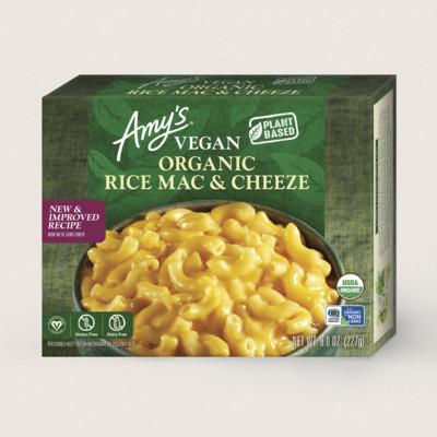 Organic Vegan Rice Mac & Cheeze