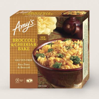 Broccoli & Cheddar Bake Bowl