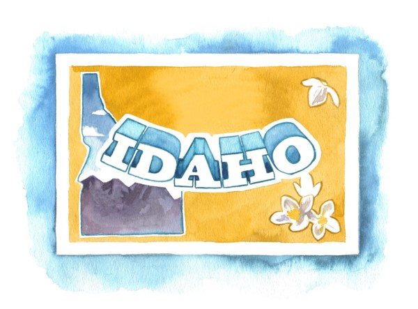 Beautiful Idaho